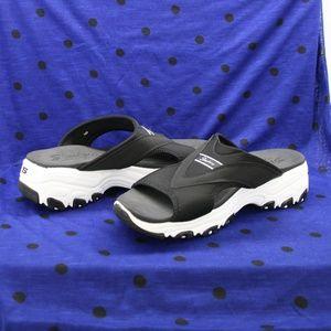 Skechers |Yoga Foam Sliders Black 9W